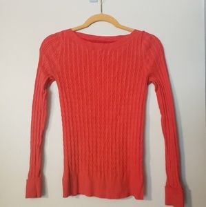 JCP Cable knit sweater